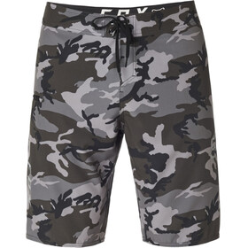 Fox Overhead Camo Stretch Bathing Trunk Men grey/black